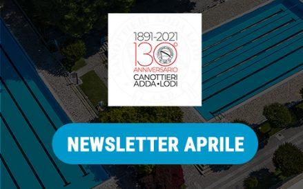 Newsletter di Aprile '21